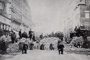 barricade Charonne