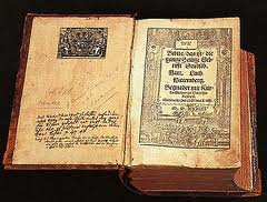 Bibbia di LUtero