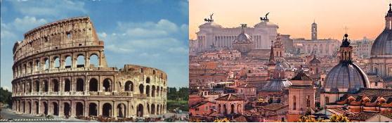 Se pensiamo Colosso, associamo Roma