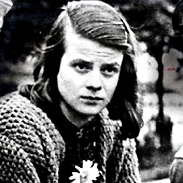 Sophie Scholl (1921 - 1943)