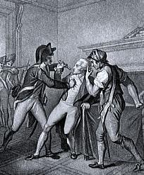 Arresto di Robespierre
