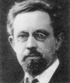 Werner Sombart (1863 - 1941)