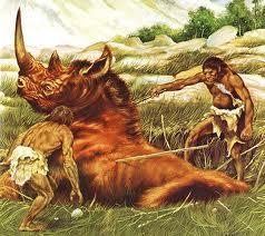 cacciatore paleolitico