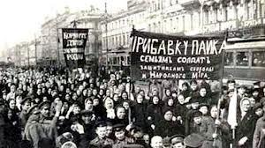 San Pietroburgo, 23 febbraio (8 marzo) 1917