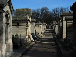 il sentimento del cimitero