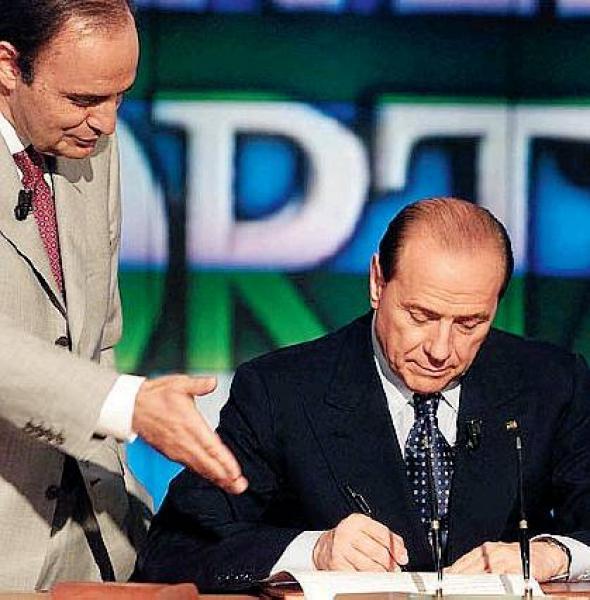 il contratto con gli italiani