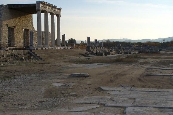Mileto, Agora