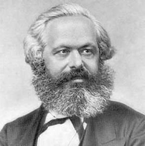 Karl Marx ( 1818 - 1883)