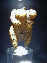 Aurignaciano, Venere di Hohle Fels da 31 a 40 mila anni fa