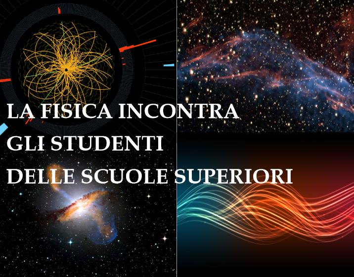 Fisica incontra studenti