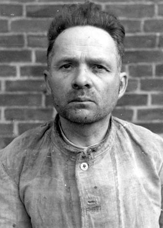 Rudolf Hoess (1900 - 1947)