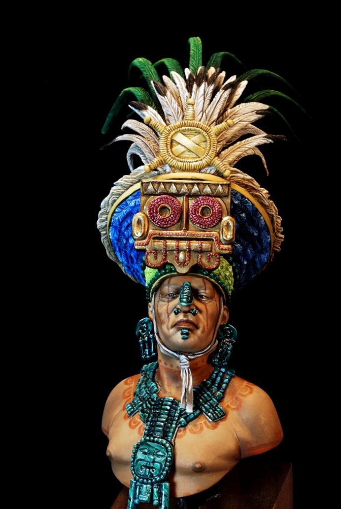 sacerdote maya