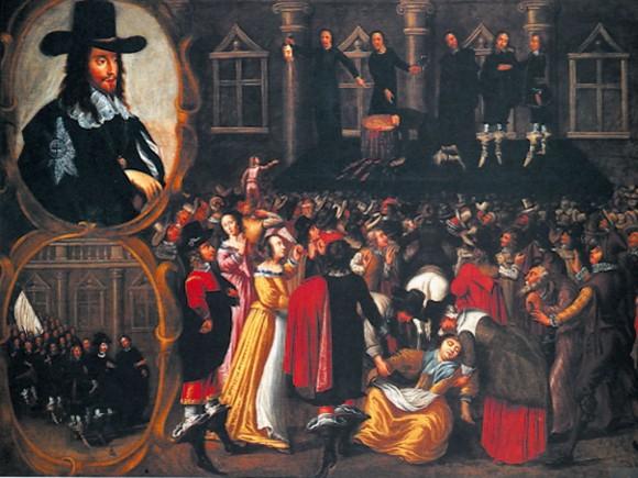 1649, Esecuzione di Carlo I