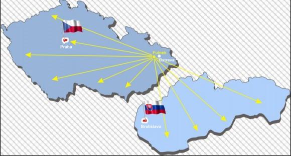 Repubblica Ceca e Slovacchia