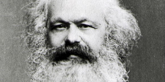 Portrait of Karl Marx, date unknown. (AP Photo/Kurt Strumpf)