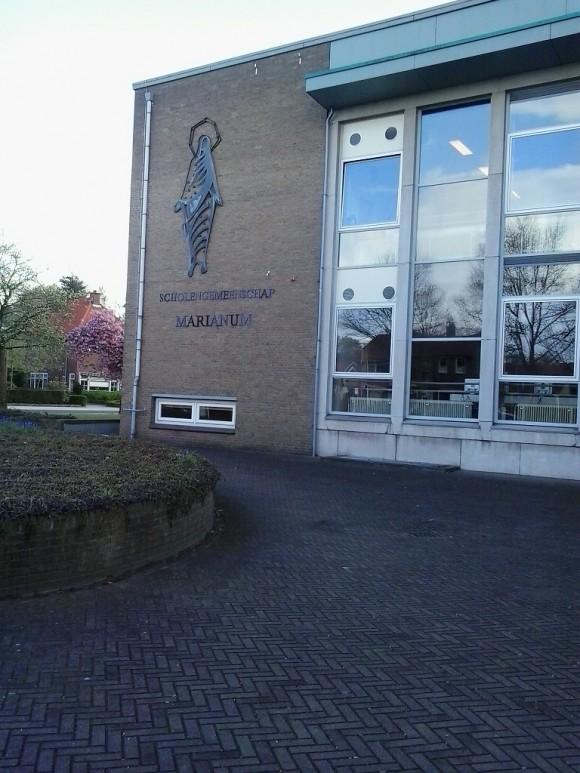 Marianum, ingresso