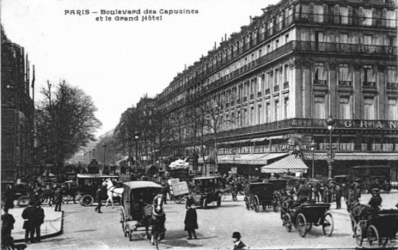 PARIS XIX