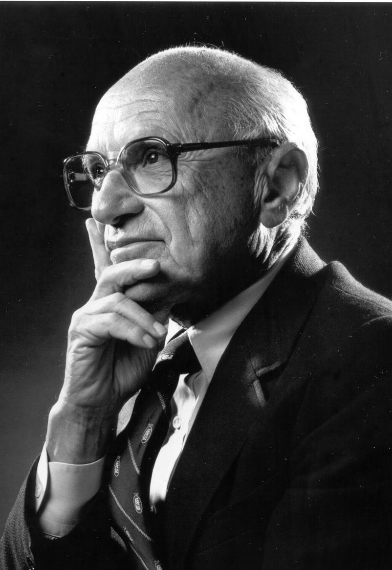 Milton Friedman (1912 - 2006)