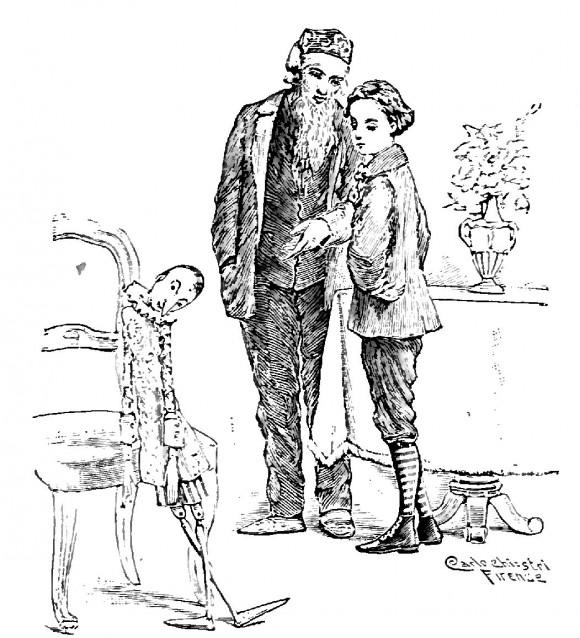 Pinocchio ragazzo