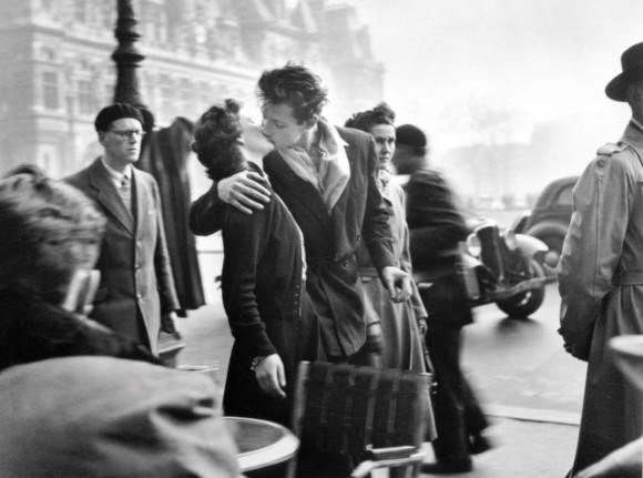 Robert Doiusenau, Le basier de l'Hotel de Ville, 9 mars 1950