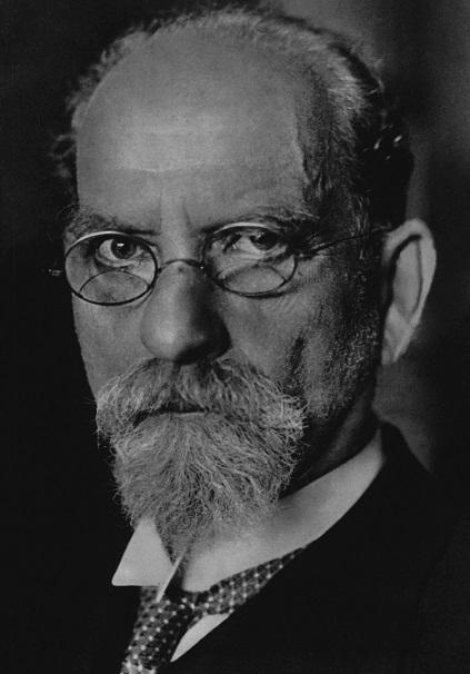 Edmund Husserl (1859 - 1938)