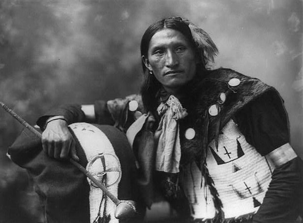 Potere tradizionale [Dakota, capo Sioux 1899