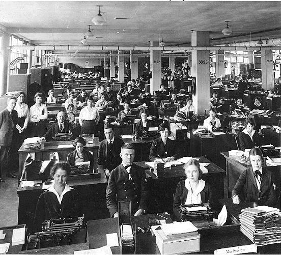 Nascita delle burocrazie statali