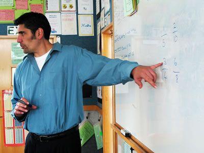 Role-set dell'insegnante