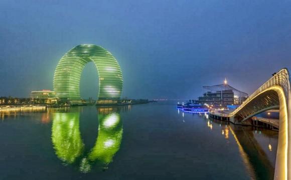 Huzhou, Hotel Sheraton (Cina)