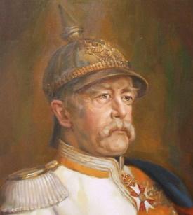 Il modello contributivo e non universalistico di Von Bismarck