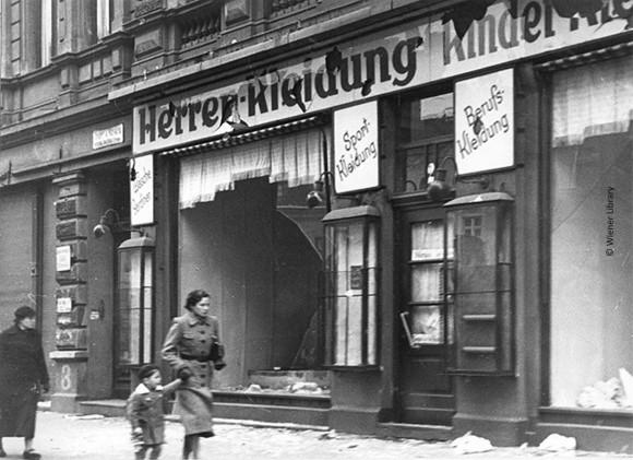 Kristallnacht, 9 novembre 1938