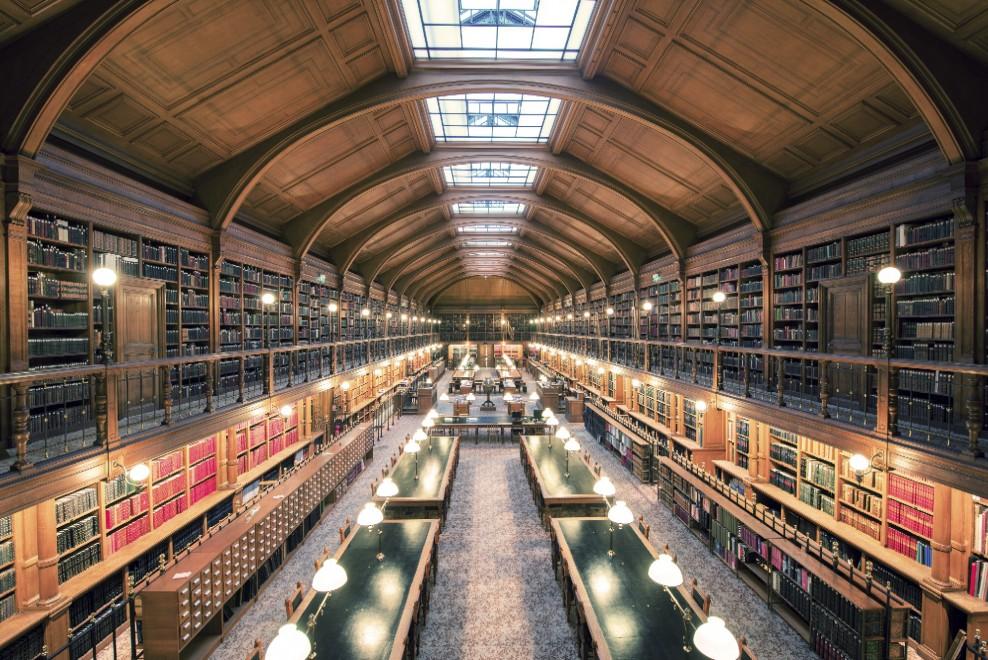 Bibliothèque de l'Hotel de Ville