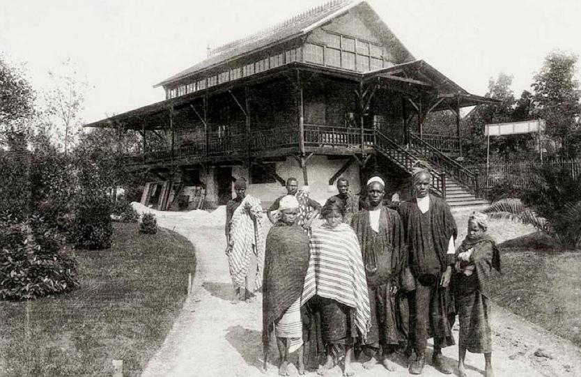 Congo Pavillon Marseille
