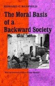 Moral Basis Backward Society