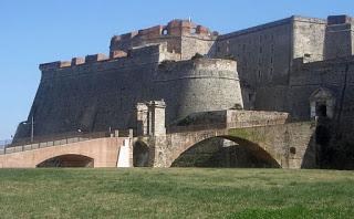 La fortezza del Priamar