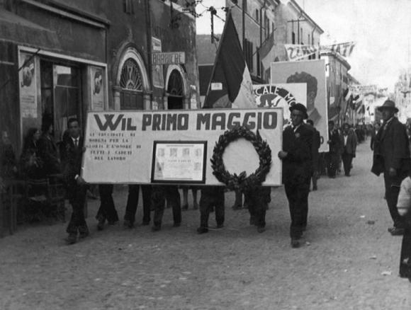 1 maggio 1950 goito mantova