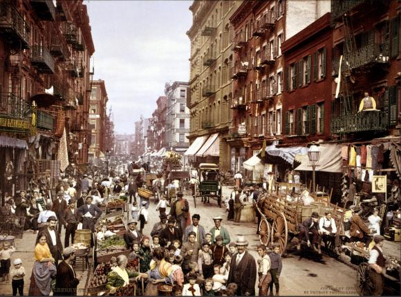 Detroit nel 1900