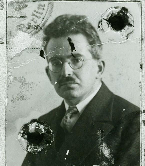 Walter Benjamin nel 1929