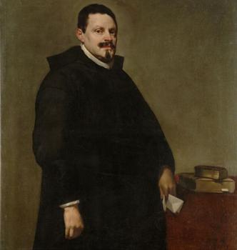 Velázquez, Don Sebastián García de la Huerta - 1628