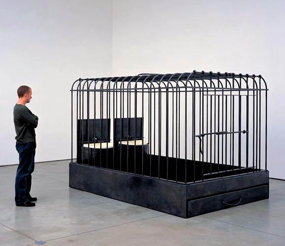 cage à deux