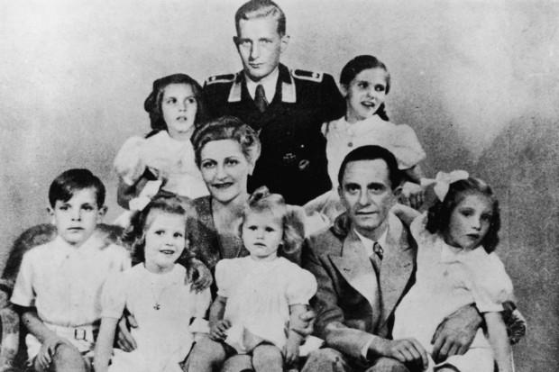 la-famiglia-Goebbels