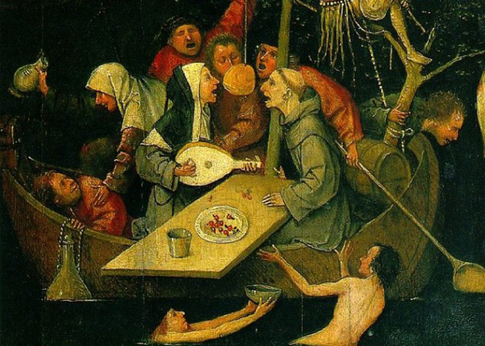 Bosch, la nave dei folli