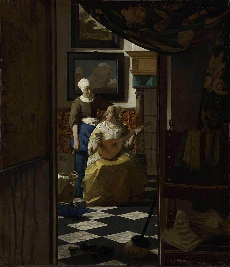 Vermeer,_Johannes_-_The_Loveletter