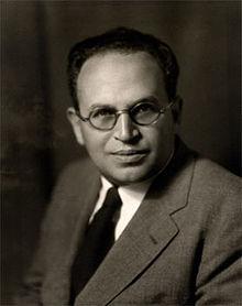 Paul Lazarsfeld (1901 - 1976)