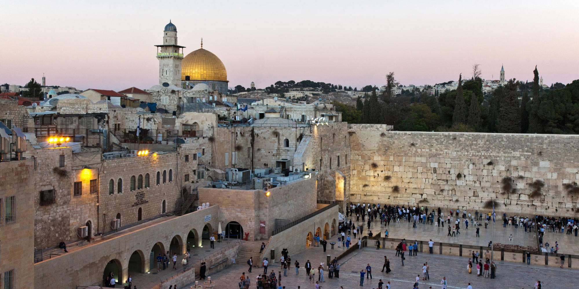 Israel, Jerusalem, the Western Wall