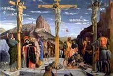 Gesù tra i due ladroni