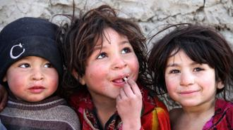 bambine afgane