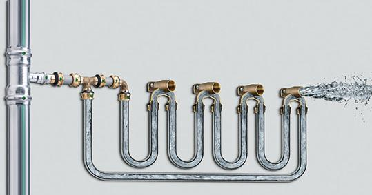 schema idraulico