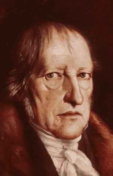 Georg Wilhelm Hegel (1770-1831)