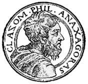 Anassagora (498 ca - 428 a.C)